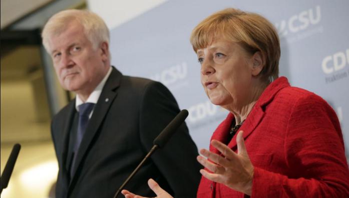 Cracks over refugees widen in the German coalition