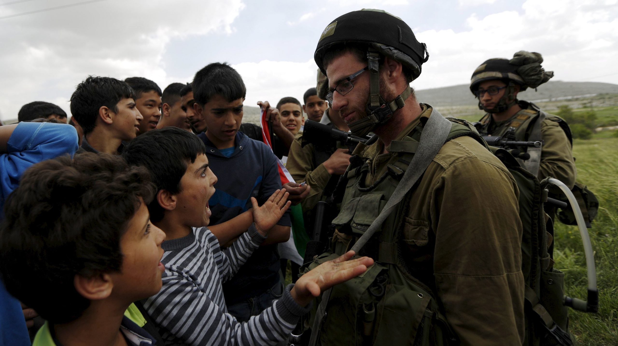 Israel has detained more than 1000 Palestinian children since the beginning of the year
