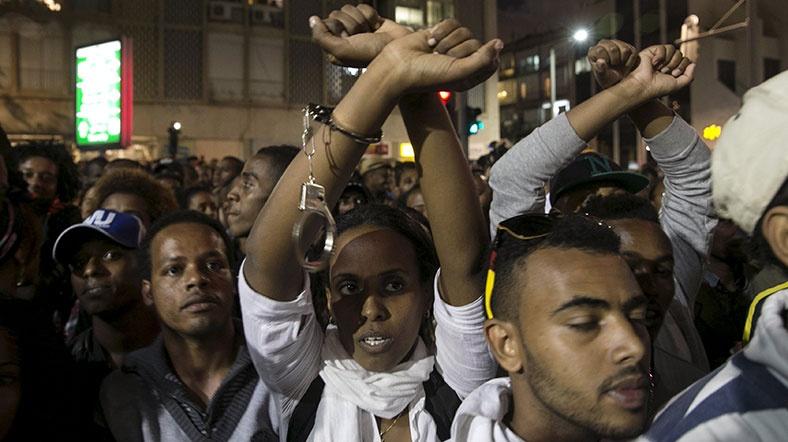 Dünyanın her yerinden Yahudi kabul eden İsrail, Etiyopya Yahudilerini kabul etmek istemiyor