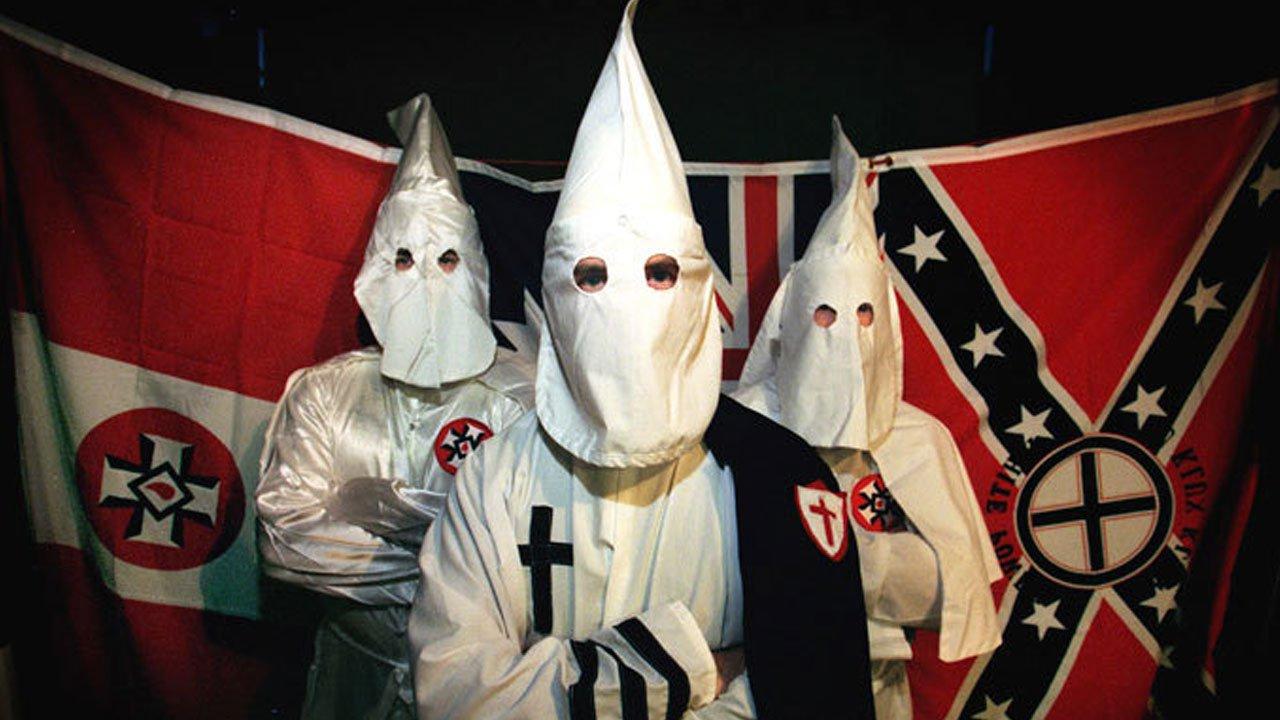 Almanya'da ırkçı Ku Klux Klan örgütüne mensup olan 4 aktif grup olduğu ortaya çıktı