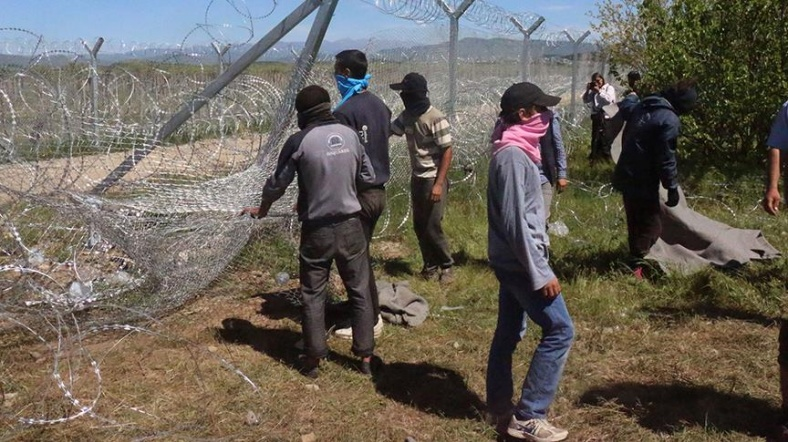 Yunan adalarında göçmen sorunu büyüyor