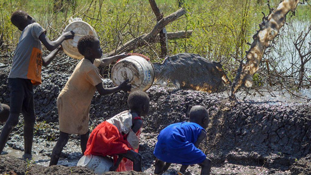 Güney Sudan'da milyonlarca kişi yardıma muhtaç
