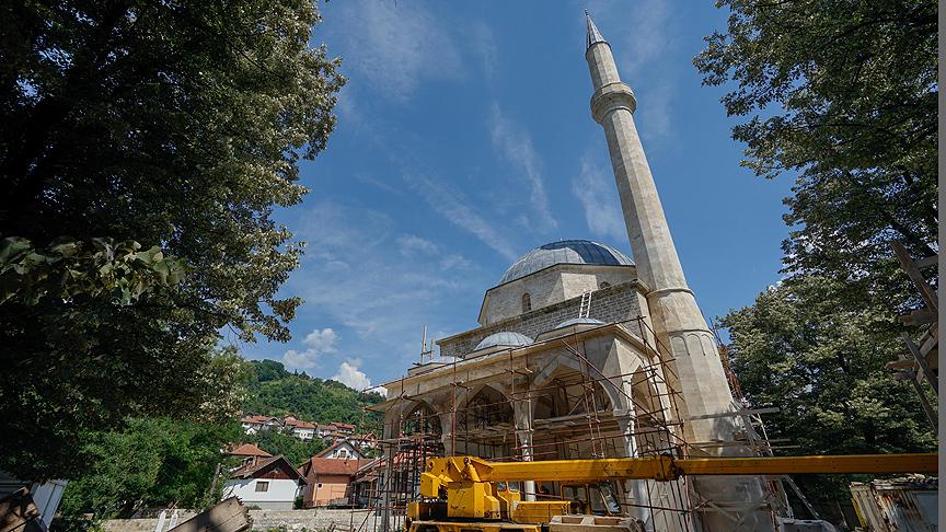 Bosna Hersek camii