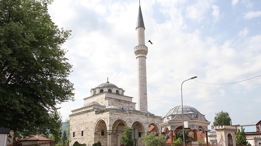 Bosna Hersek cami