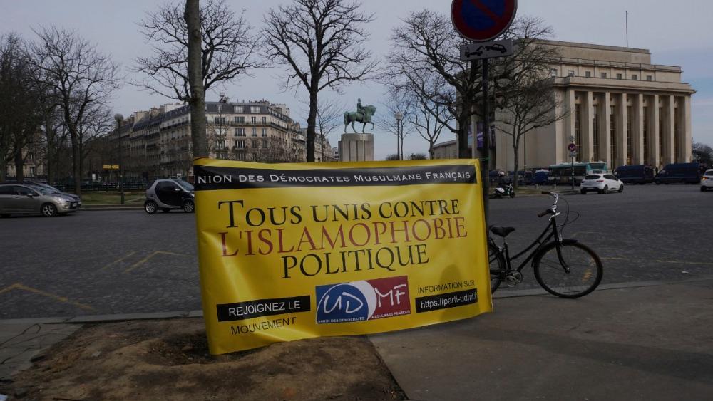 Fransa İslamofobi Müslüman