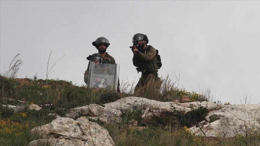 İsrail Filistin zulüm