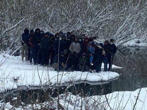 Yunanistan göçmenler zulüm
