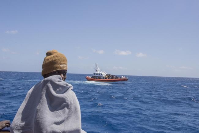 Akdeniz göçmen durumu