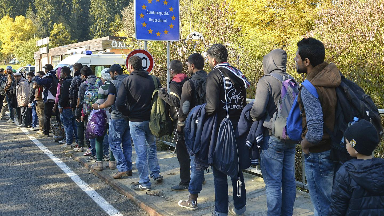 Fransa göçmen mülteci