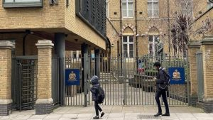 İngiltere'deki okullarda taciz