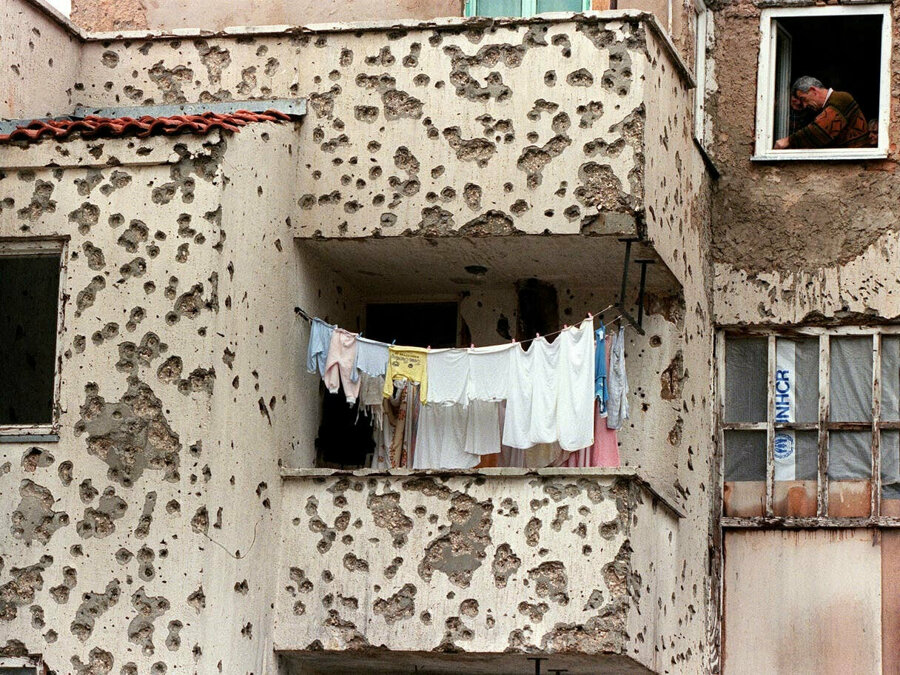 saraybosna kuşatması bosna