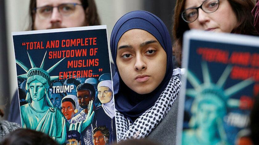 abd müslüman öğrenciler şikayetçi