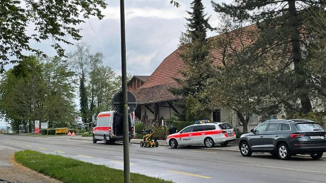 İsviçre Türk merkezine tehdit