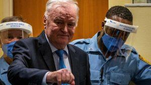 Bosna Hersek Mladic