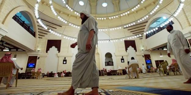 suudi arabistan'da ezan