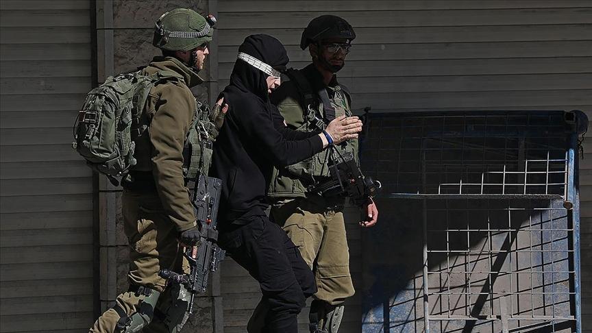 israil-güçleri-gözaltı