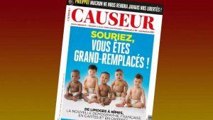 fransa-ırkçı-dergi
